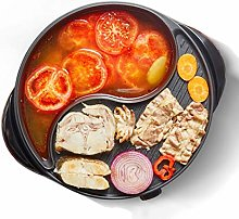 Electric Barbecue Hot Pot Multifunktion BBQ Hot