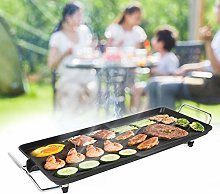 Electric Barbecue Pan, Non-Stick Electric Grill
