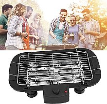 Electric Barbecues Grill - 1500W Portable Indoor