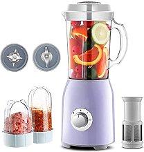 Electric Blender, Fruit And Vegetable Juicer For