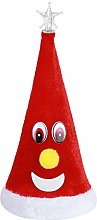 Electric Christmas Hat Toy Gift Musical Christmas