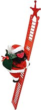 Electric Climbing Santa Claus Christmas Decoration