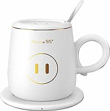 Electric Coffee Milk Mug Cup Heating Mat Coffee
