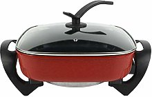 Electric Cooking Pot 5L Multi Cooker Non-Stick