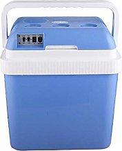 Electric Cool Box 24L Dual-Core Car Refrigerator