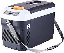 Electric Cool Box 25L Dual-Core Car Refrigerator