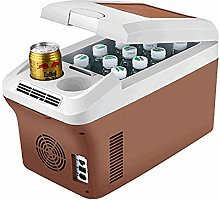 Electric Cool Box and Warmer, Compact fridge