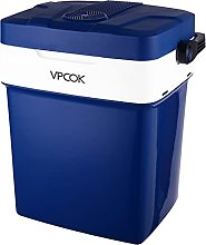 Electric Cool Box, VPCOK Cooler Box Large 29 Litre