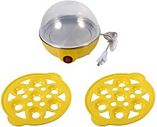 Electric Double-Layer Egg Steamer, 2Colors 220V