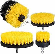 Electric Drill Cleaning Brush Polishing Brush
