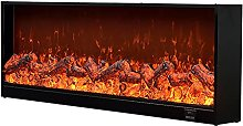 Electric Fireplace Electric Fireplace LED Fake