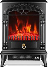 Electric Fireplace Infrared Heater, Indoor