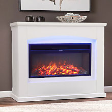 Electric Fireplace Insert Wall Mounted