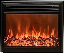 Electric Fireplace Living Room Warm Winter