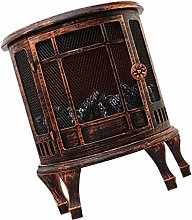 Electric Fireplace Stove Heater LED Insert