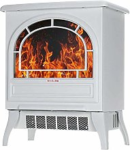 Electric Fireplace Stove Heater with Remote