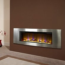 Electric Fireplace Wall Mounted VR Fire Heater