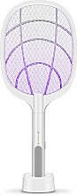 Electric Fly Swatter Bug Zapper Racket Two-in-one