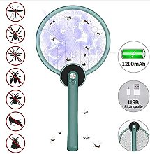 Electric fly swatter Electric Foldable Fly