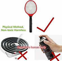 Electric Fly Swatter Handheld Electronic Swat Bug