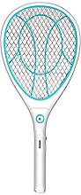 Electric fly swatter Rechargeable Bug Zapper,