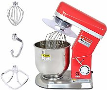 Electric Food Mixer,7L Stainless Steel Mixing