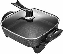 Electric Frying pan/Eectric Skillet with Glass