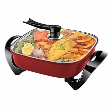 Electric Frying Pan Without Stick Electric Frying
