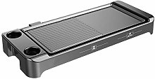 Electric Griddle Grill,Non-Stick Pan Smokeless
