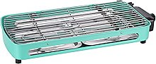 Electric Griddle Grill,Portable 2 in 1 with