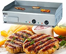 Electric Griddle HaroldDol Entertaining Grill and