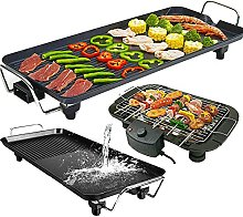 Electric Griddle Indoor Smokeless Electric Grill