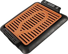 Electric Griddle Nonstick, Electric Grill Indoor