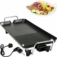 Electric Griddle Smokeless Nonstick Griddle