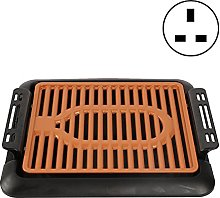Electric Grill Indoor, Non‑Stick Electric