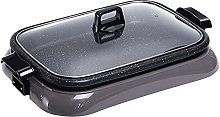 Electric Grill, Indoor Smokeless Grill-Electric