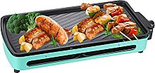 Electric Grill, Smokeless Grill, Indoor Grill Pan