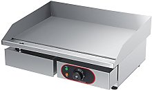 Electric Grill, Stainless Steel Commercial Counter