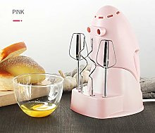 Electric Hand Mixer Includes Storage Stand, 125W 5