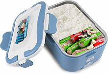 Electric Heating Lunch Box, 12V/24V 1.5L Portable