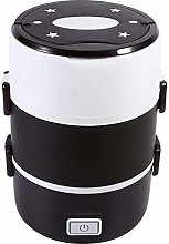 Electric Heating Lunch Box, 3 Tier Portable