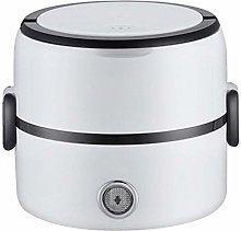 Electric Heating Lunch Box, 304 Liner PP Outer