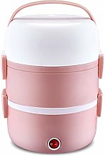 Electric Heating Lunch Box,Home Threetier Electric