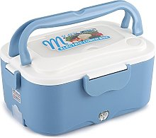 Electric Heating Lunch Box Portable Car House Food