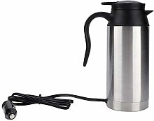 Electric Heating Mug, 240W Stainless Steel Outdoor