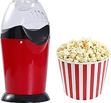 Electric Hot Air Popcorn Popper, Healthy Snacks