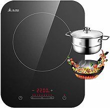 Electric Hot Plate for Cooking,Portable Electric