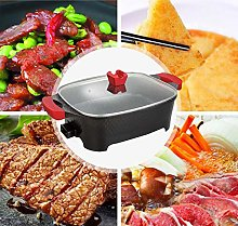 Electric Hot Pot 9l Multi-Function Non-Stick Pan