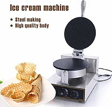 Electric Ice Cream Cone Machine Egg Roll Maker