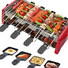 Electric Indoor Grill Korean BBQ Grill, Table